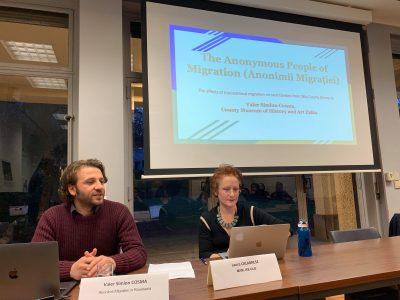 Problematica anonimilor migrației în dezbatere la Bruxelles