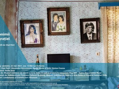 Expoziția Anonimii Migrației. Fotografii de Vlad Petri ajunge la București